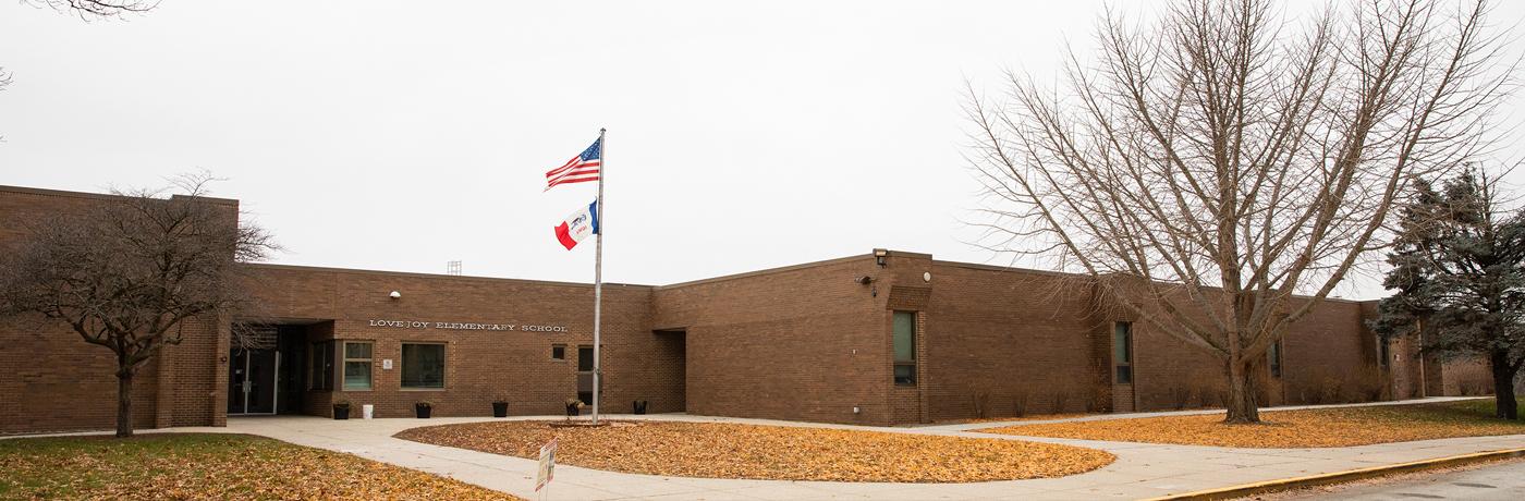 Lovejoy Elementary School Building