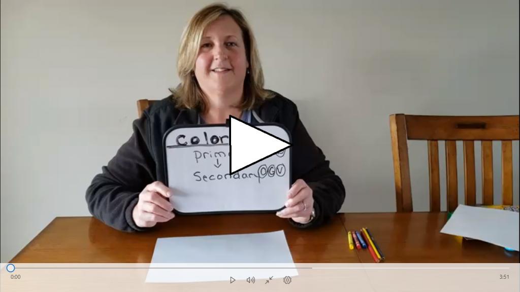 MsGlenn video 3 color