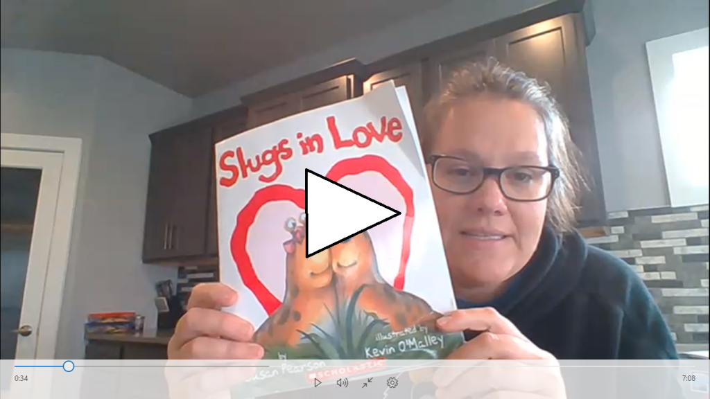 Slugs in Love MrsCave