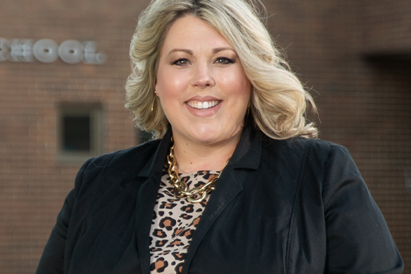 Brandi Otto Becomes New Lovejoy Elementary Principal